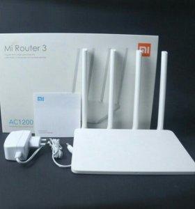 ✔️ Роутер XIAOMI Router 3