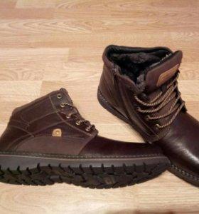 Ботинки 47-48 размер