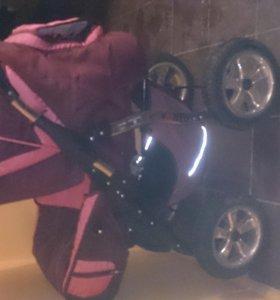 Коляска-трансформер Expander+ходунки+прыгунки