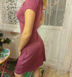 Платье из Германии р-р xs-s,новое