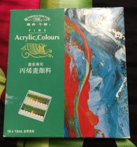 Акриловые краски для рисования на ногтях