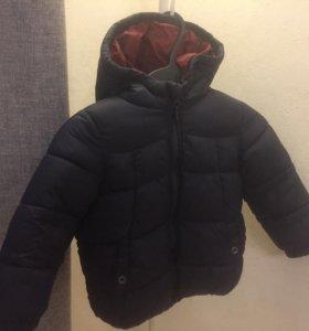 Зимняя детская куртка Zara