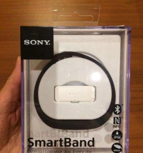 Sony SmartBand SWR10 фитнес браслет