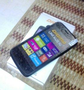 Продам телефон Dlgma Linx A420 3G
