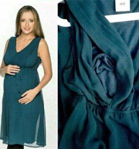 Платье будущей/кормящей мамы + 🎁