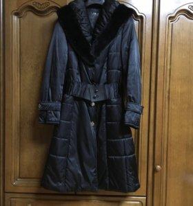 Пальто межсезонное женское