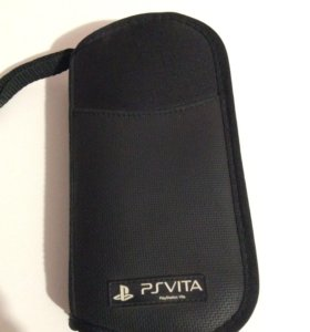 Лицензионный чехол для PS Vita
