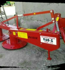 Косилка роторная 165 польша на трактор