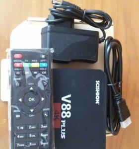 TV box V88 plus Android 6.0 Mini PC