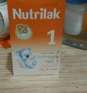 Сухая молочная смесь