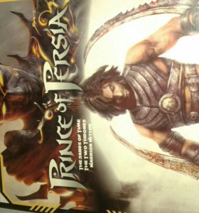 Ps prince of persia the sand of time