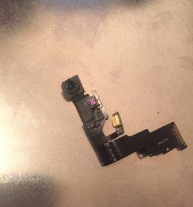 Фронтальная камера iPhone 6 шлейф