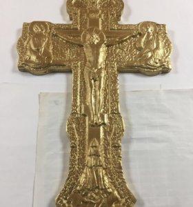Крест деревянный 40*25
