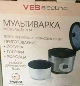 Мультиварка VES sk-a14