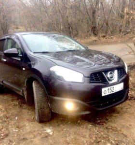 Nissan Qashqai 2.0 CTV 2011