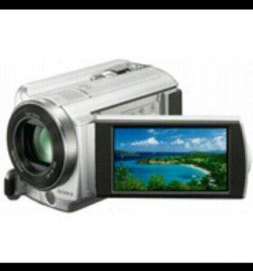 Видеокамера Soni Handycam dcr-sr88