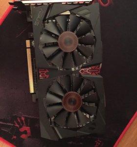 Видеокарта ASUS GeForce GTX 750 Ti