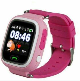 GPS часы Q90