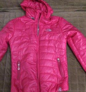 Куртка новая аналог North Face