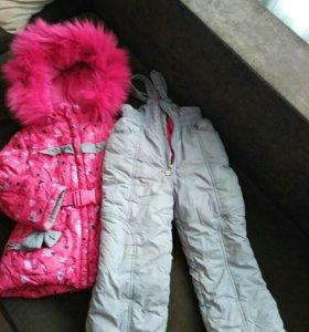 Комплект зимней одежды