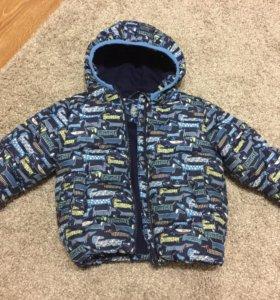 Куртка детская baby go 86