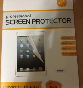 Стекло на iPad Air/air 2/ pro