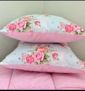 Декоративные подушки на заказ
