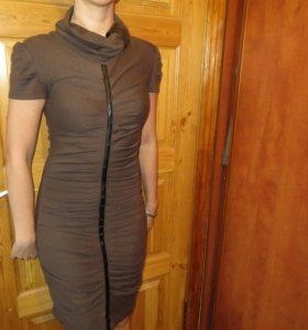 Платье на девушку,трикотаж,Турция,р.42-44