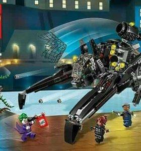 Lego The Batman movie 70908