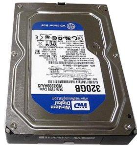 HDD 320gb
