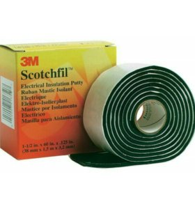 Сырая резина 3М