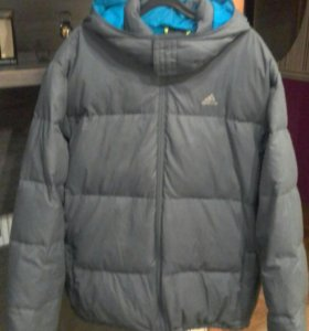 Куртка мужская ( зимняя) фирмы adidas