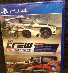 The Crew Ultimate (PS4) Новая