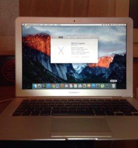 MacBook Air 13 конец 2008 Model No: A1304