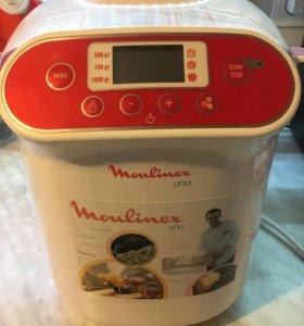 Продам хлебопечь Moulinex uno
