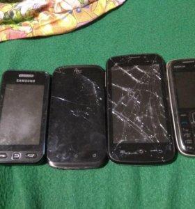 Телефоны без окумулятора