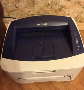 Принтер xerox 3140