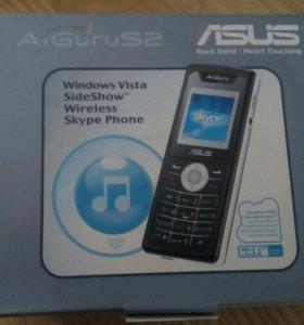 skype phone AiGuruS2 asus