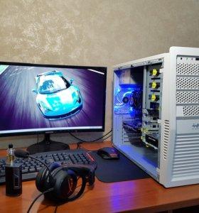 Производительный системник на AMD Phenom x4 9650