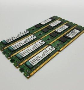 Оперативная память Kingston valueram ddr3