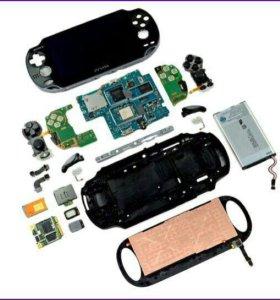 Запчасти для PS Vita