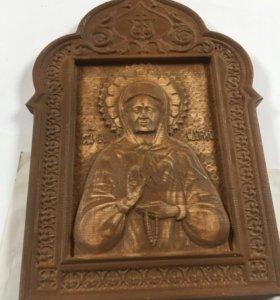 Икона св.Блаженной Матроны 32*20