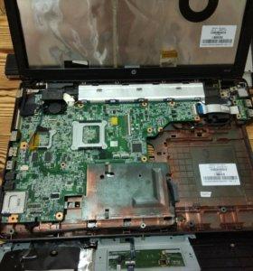 Ноутбук HP 635 запчасти, разборка