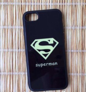 "Чехол для iPhone 7/8 "" Супермен """