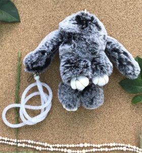Кролик заинька брелок большой🔥🎄