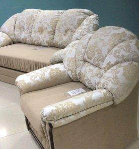 Диван и 2 кресла со сп м