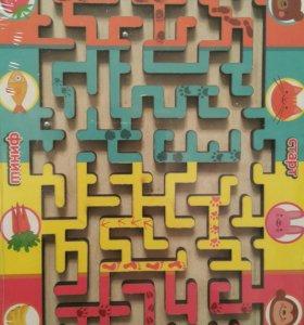 Игра Лабиринт дерево