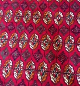 Туркменский ковёр новый