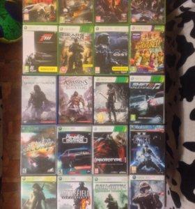 Диски Xbox360
