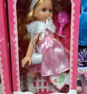 Кукла большая 30 см